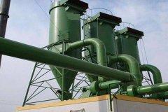 湿法除尘器的特点