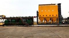 ysb体育投注环保20万风量的脉冲滤筒除尘器