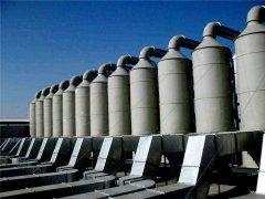 ysb体育投注环保PP喷淋塔的作用和