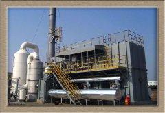 湿式除尘设备在行业烟气粉尘治理中的应用