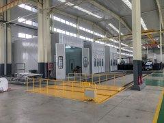 汽车涂装生产线厂房空气洁净度控制标准及