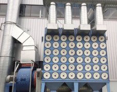 ysb体育投注环保滤筒除尘器